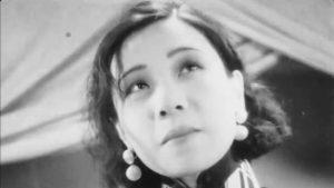 Ruan Lingyu in Goddess 1934