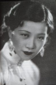 Ruan Lingyu in New Women 1935